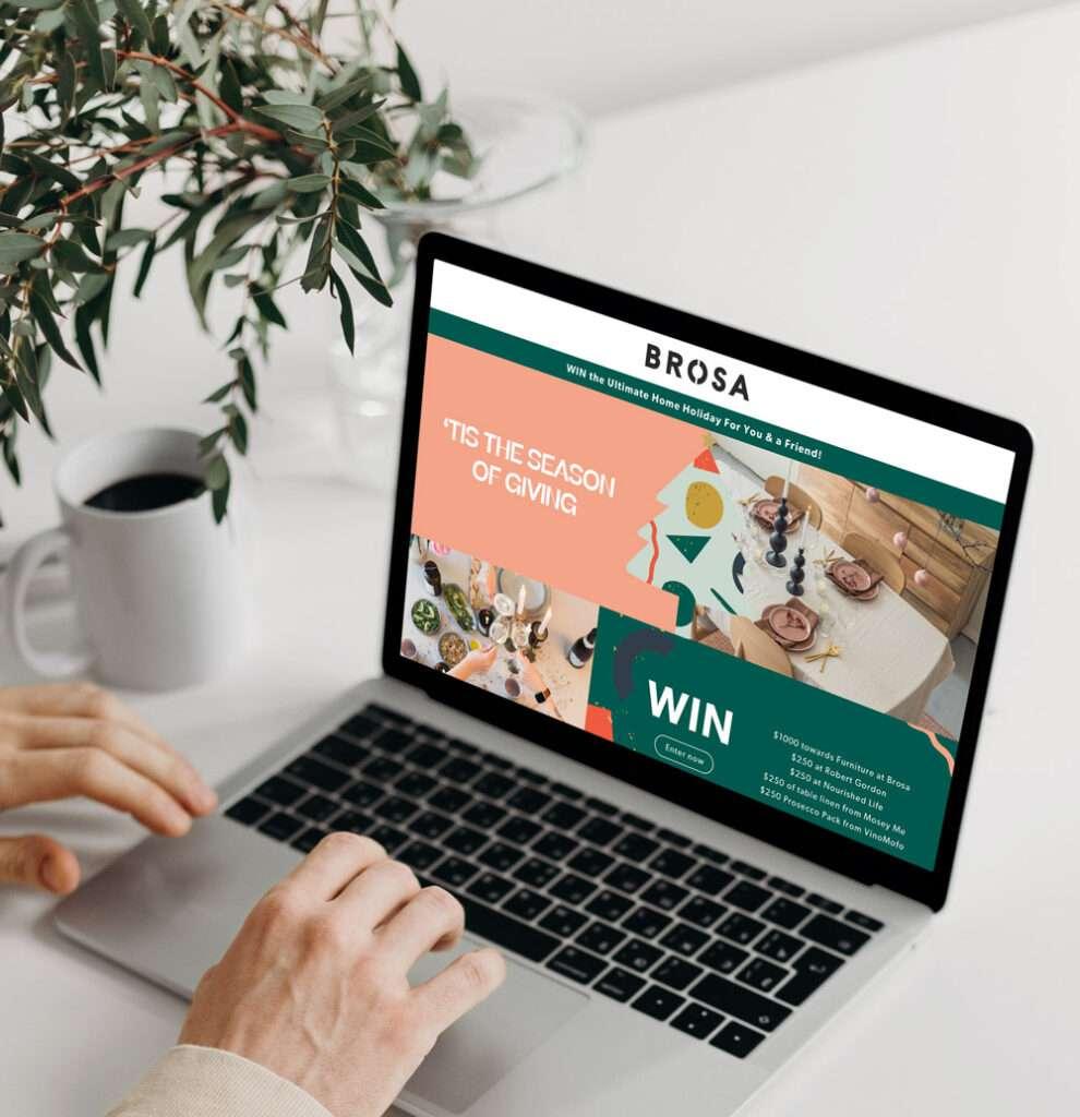 Brosa Graphic Design Campaign Melbourne